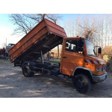 MERCEDES­-BENZ VARIO 815­4X4­ BILLENCS